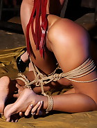 Yoha is all tied up