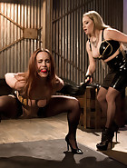 Knock That Domme Down A Notch!