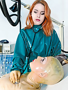In the fetish clinic, pt.7