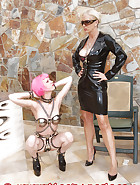 MY-STEEL chastity outfit, pic 9