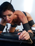 Electric Lesbian Ass Licking, pic 13