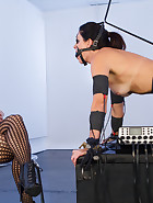 Electric Lesbian Ass Licking, pic 10
